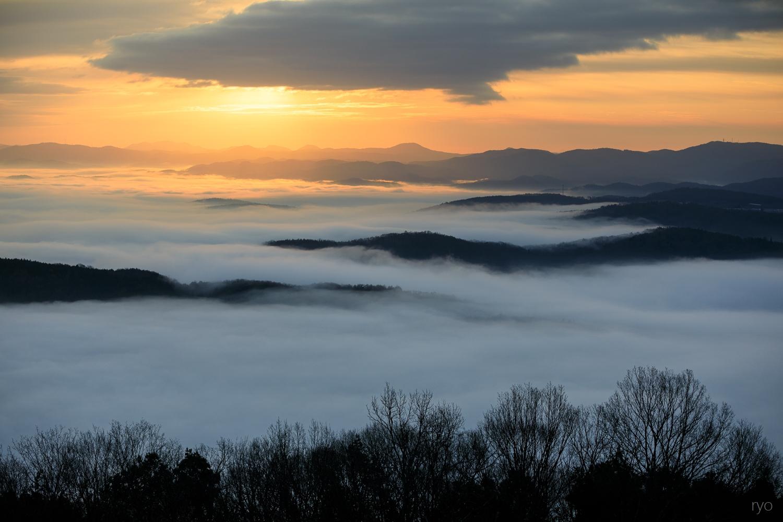 霧の海の季節に Ⅵ_3