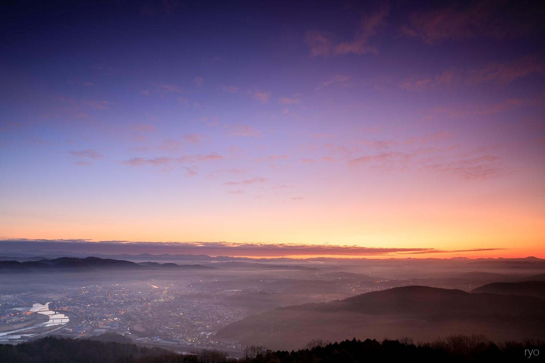 薄い霧の朝に_2