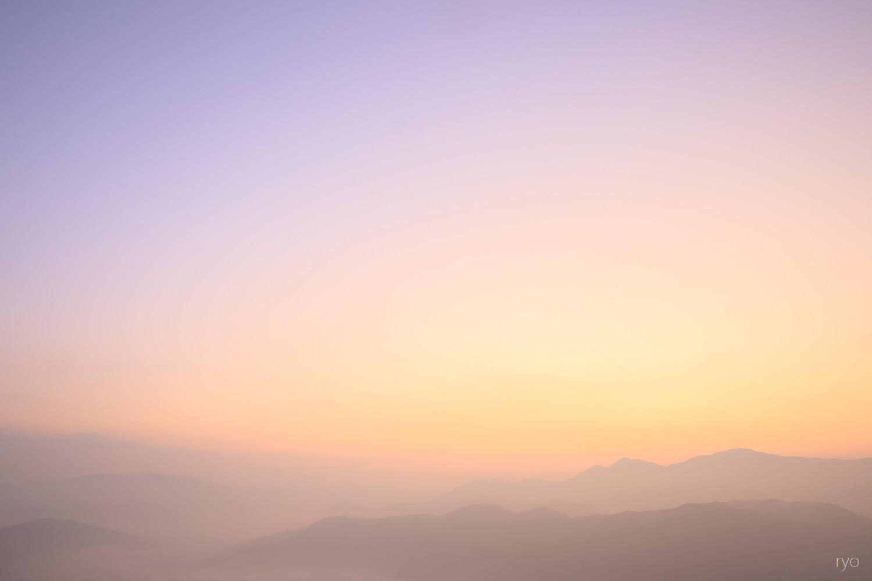 霞の朝_2