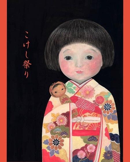 カナリヤさんこけし祭り2019