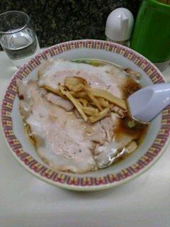 朱華園 叉焼麺