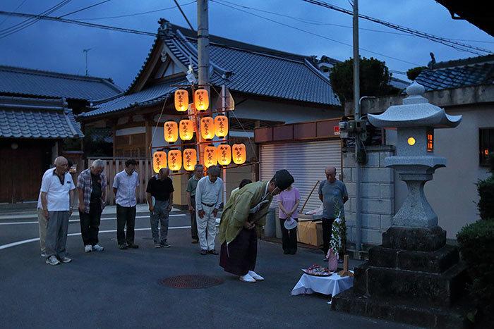 疋田 大神宮さんのお祭り1