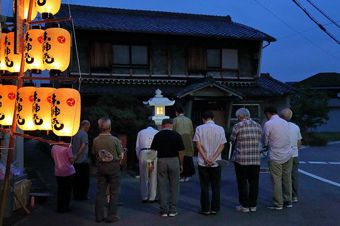 疋田 大神宮さんのお祭り4