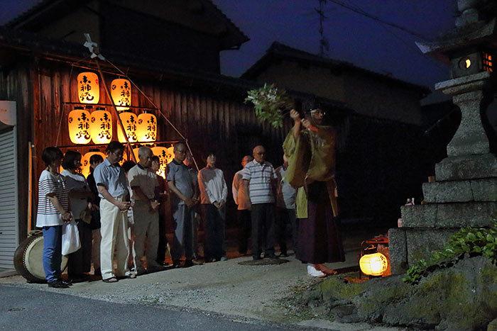 疋田 大神宮さんのお祭り2