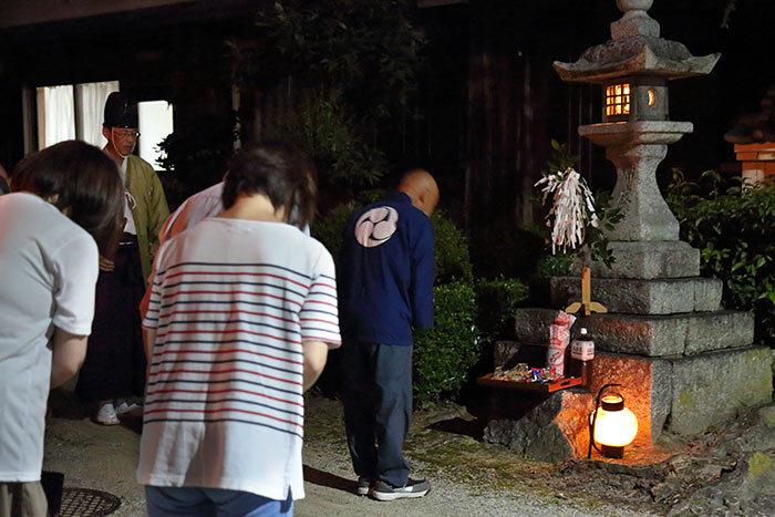 疋田 大神宮さんのお祭り3