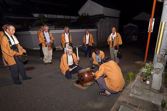 八島の六斎念仏4