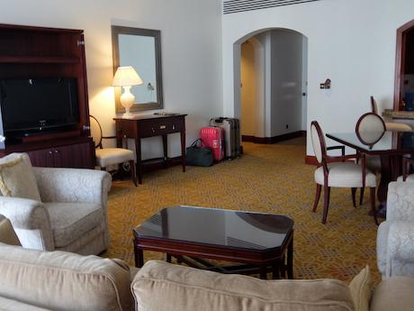 スペイン中東038ジョッドパレス客室