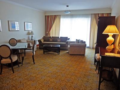 スペイン中東052ジョッドパレス客室