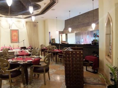 スペイン中東068レストラン