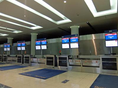 スペイン中東090ドバイ空港