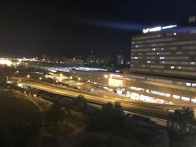 スペイン中東109トリップマドリッド