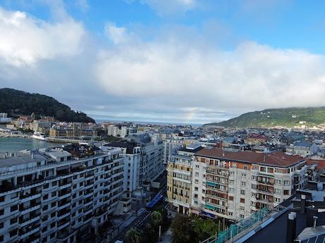 スペイン中東122トリップサンセバスティアン眺望
