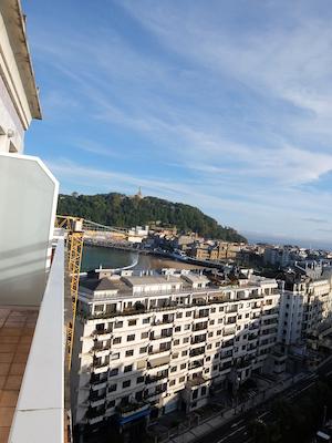 スペイン中東134トリップサンセバ眺望