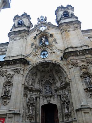 スペイン中東143サンタマリア教会