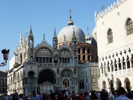 サンマルコ聖堂2
