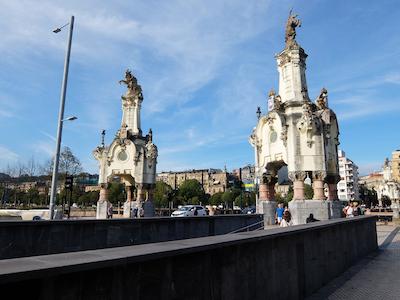 スペイン中東171サンセバクリスティーナ橋
