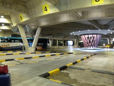 スペイン中東172サンセババスターミナル