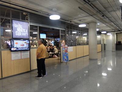 スペイン中東173サンセババスターミナル