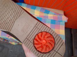 【写真】アサヒシューズのメディカルウォークの靴底