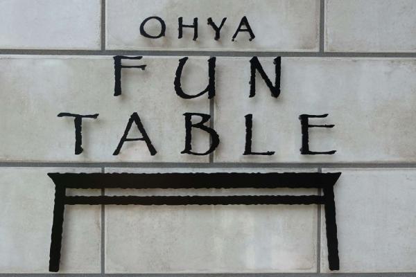 OHYA FUN TABLE