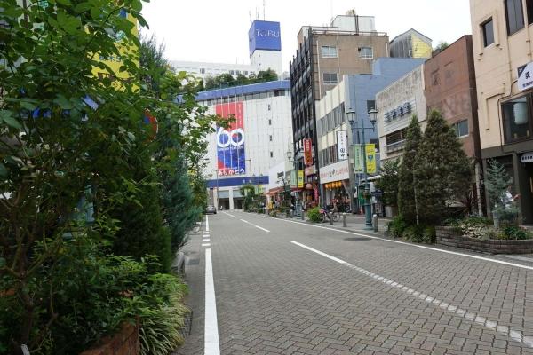 東武馬車道通り