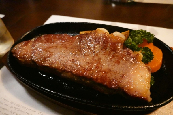 Grill & steak 妙月坊