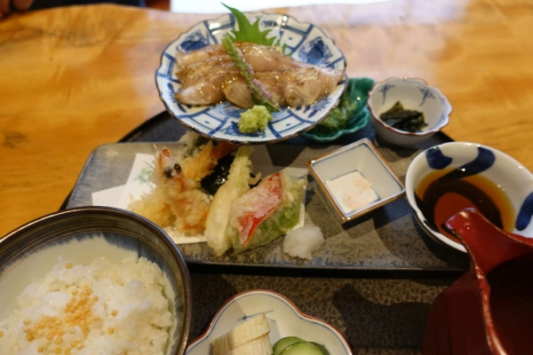 日本料理 みつわ