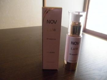 ノブ L&W リフトエッセンス1