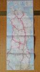 東北一周地図