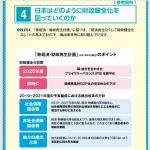 これからの日本のために 財政を考える 令和元年10月
