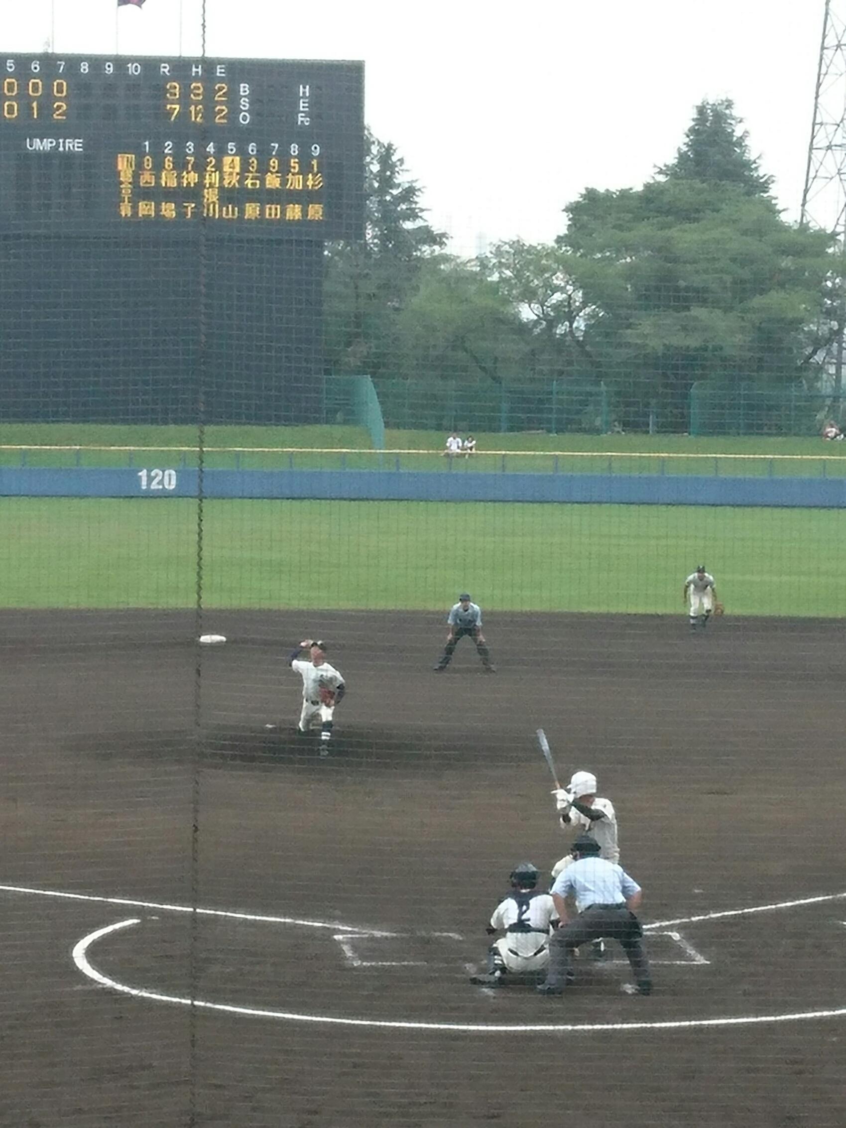 立川市営球場
