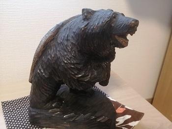 かわいい熊