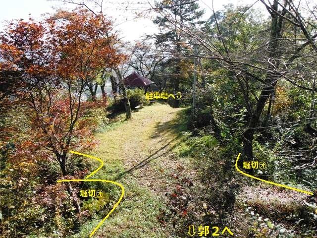 駒場城(阿智村) (10)