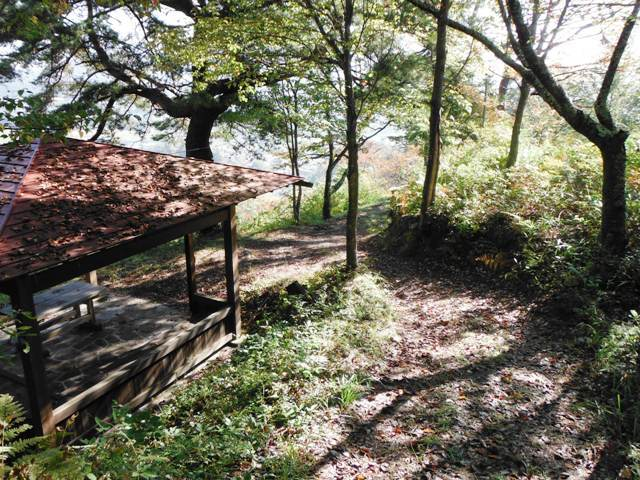 駒場城(阿智村) (12)