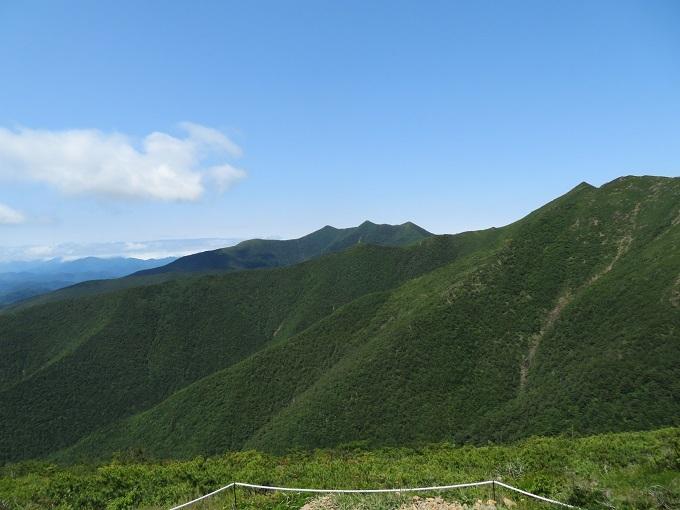 吉田岳からピンネシリ