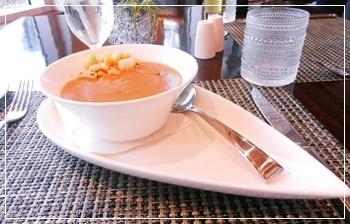 launch、ロブスタースープ