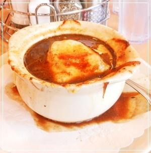 French オニオンスープ