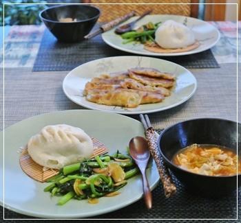 家lunch