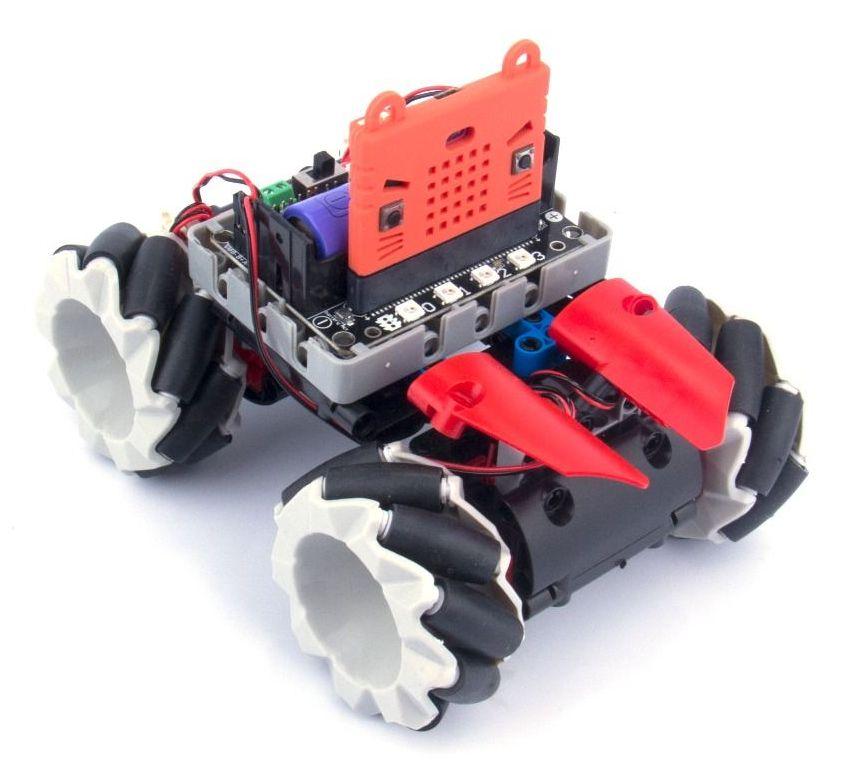 20190905a_Mecanum wheel Robot Bit _02
