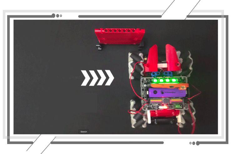 20190905a_Mecanum wheel Robot Bit _04