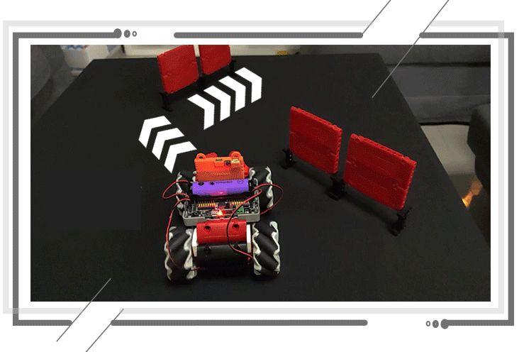 20190905a_Mecanum wheel Robot Bit _05