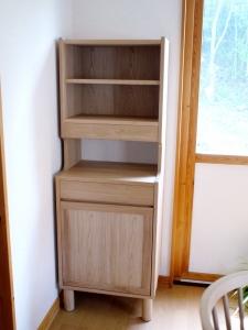 食器棚納品