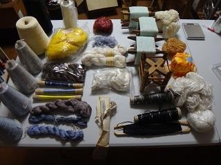 その他の絹糸