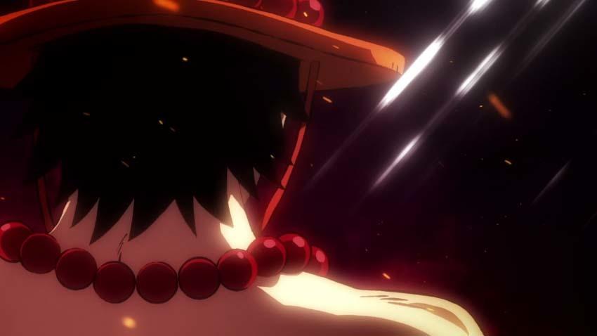 ワンピース アニメ エース