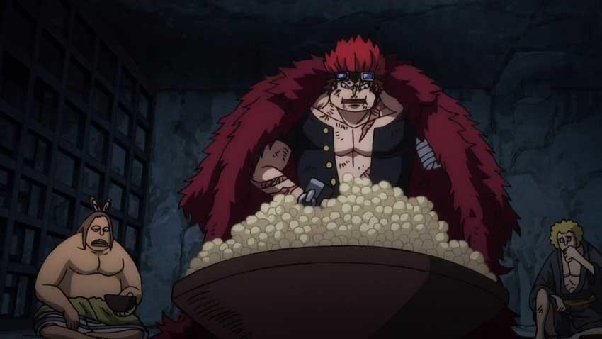 ワンピース アニメ キッド