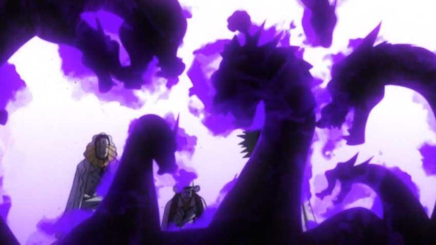 ワンピース アニメ 黒炭オロチ