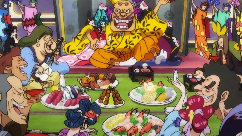 ワンピース アニメ 宴