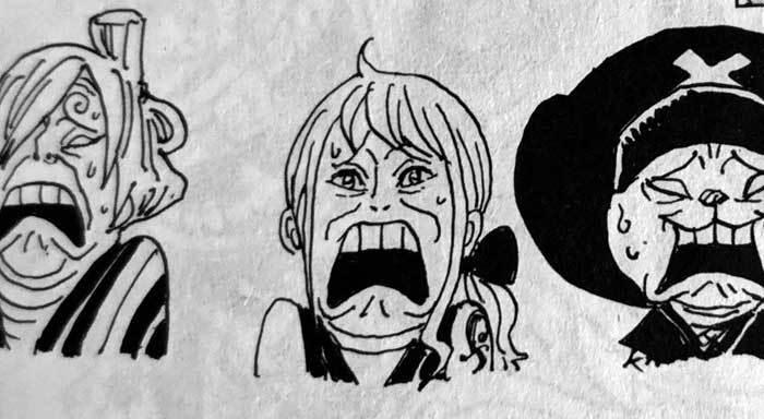 ワンピース コミック巻九十三 ナミ