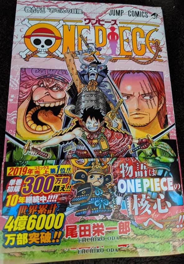ワンピース コミック 巻九十五 95