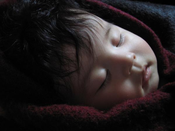 懐かしい赤ちゃん時代